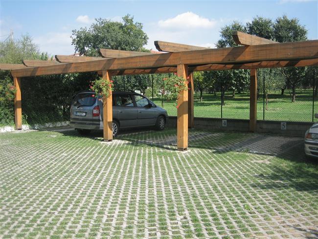 un posto auto riservato